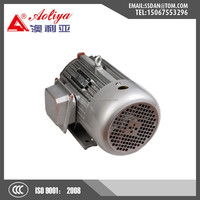 AC three phase small electric motor low rpm