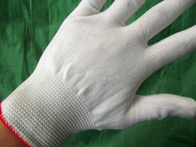 Nylon glove, PU Coated Nylon glove, Anti static glove