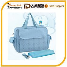 Cute waterproof tote mummy bag
