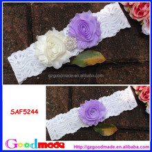 sexy elastic lace wedding garter for women