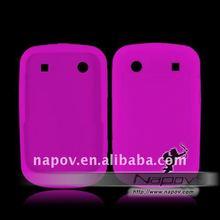 silicon for blackberry bold 9900 skin case