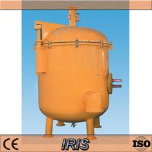 Inert gas induction melting argon atmosphere furnace