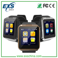 Wholesale OEM/ODM 2015 private model smart watch with optical heart rate monitor