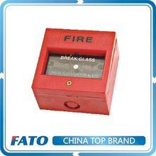 FATO Glass Break Call Point Emergency Button for Fire Alarm