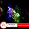 Holiday name cheap battery operated string lights halloween lighting battery operated indoor lights