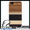 Unique custom bamboo housing cell phone cover case for iphone5s/5c