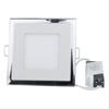 18w panel led lamp 3 mode Hot sale Square pennel light lighting ceiling lamp