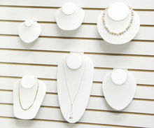 Necklace Display on Slatwall Store Fixture Zakka Canada