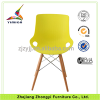 New Design PP plastic modern promotion outdoor plastic chair for sale