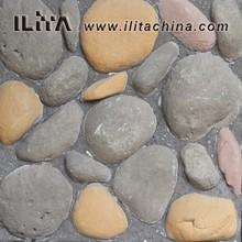 Decorative Culture River Rock Stone Exterior Wall Cladding