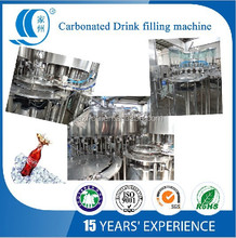 Carbonated Soft Drink Filling Machine (Hot sale)