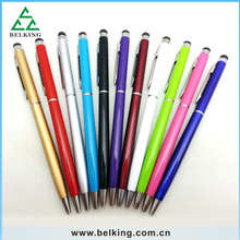 Lightweight Solid Colored Cellphone Screen Touch Pen Plastic Writing Letters Touch Pen