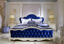 Classical carve villa furniture bedroom.on the promotion.