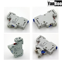 Copper Fuse Holder for Cylindrical Fuse Link with/without Indicator/AC 690V/63A/CE Certification