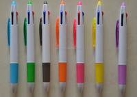 2015 top sale 3 ink color pen for promotion brand logo 1000pcs free shipping