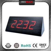 Good Price High Standard Discount Various Colors Cute Brightness Adjustable Alarm Clock