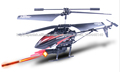 3CH Infra-red Control Missile firing mini helicopter with Gyro