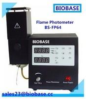 Digital Flame Photometer (Spectrometer) for measuring K, Na, Ca elements in soil, medicine, food etc.