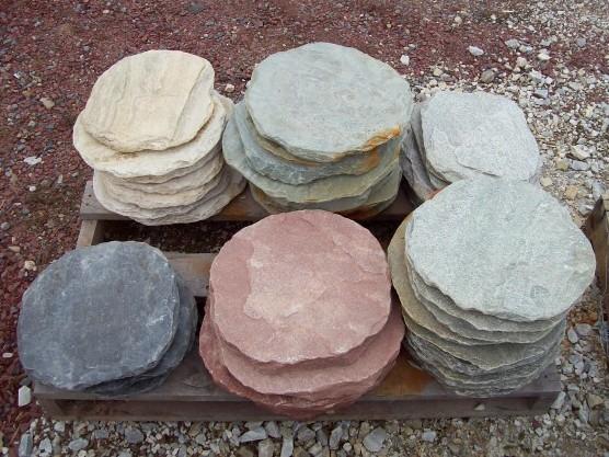 Haobo dekorativen stein billige garten trittsteine - Trittsteine garten ...