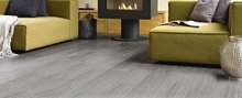 Laminated Wood Flooring - Elegant Beech