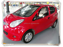 china smart mini eec approved electric cars, 5 seats, left hand driving