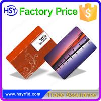 HSY Maker S50 original chip plastic ic smart card