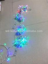 led rgb led stringa di luce può cambiando colore luci colorate per esterni