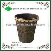 Cheap lovely decorative waste paper basket