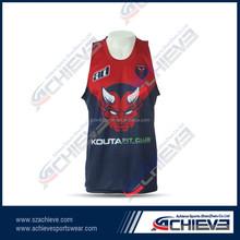 wholesale custom league basketball uniform sets