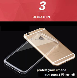 For iphone case wholesale for iphone 6 tpu case factory price for iphone6 case Hot selling