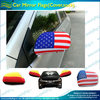 American USA Car mirror flags cover
