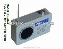 PLL FM Clock Control Radio