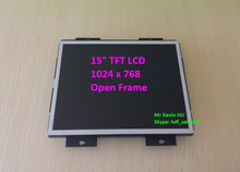 """HDF 15"""" custom oem monitor / cheapest tft lcd display for gaming machine, medical equipment, bank atm"""