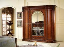 classic European bedroom sets furniture for African market,model no 8811