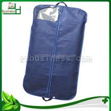 wholesale Non woven travel garment bag for suits