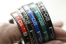 custom jewelry fashion wholesale 316 stainless steel speedometer bangle bracelet