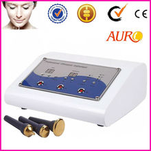 Au-8206 Best selling ultrasonic shock wave therapy face & body massager machine