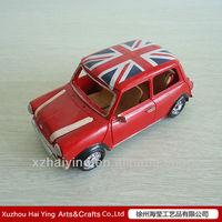 RC antique mini car model for decoration