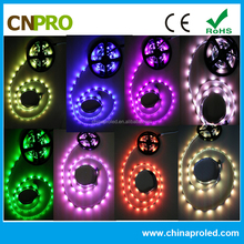 On sale 5050 rgb led strip 30leds per meter DC12V non-waterproof