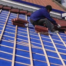 Waterproof Membrane for Pitched Roof Felt or Housewraps