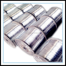 30% OFF zinc coating 10g/m2-50g/m2 BWG8-26 Electro Galvanized spool Wire(Factory)