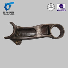 TS 16949 cert. truck parts iron cast products made in China