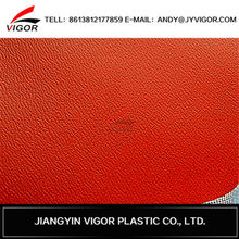 Factory direct sale hot selling product good elasticity pvc shoe making leather