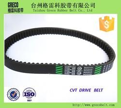 high speed motorcycle v-belt