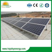5KW solar panel photovoltaic in Turkey