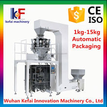 Automatic Electronic Grain Packing Machine, Electronic Wheat Packing Scale