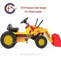 cfx plástico passeio em carro de brinquedo para as crianças da unidade 313