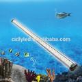 24 pulgadas led barra de luz, led las luces del acuario de agua salada para tanques de arrecife