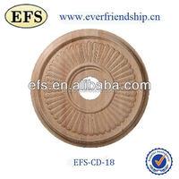 Chinese decorative antique oak wood moulding(EFS-CZ-26)