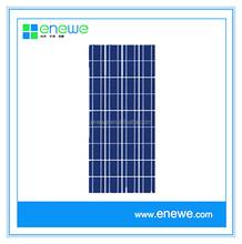 130w 140w 150w high efficiency poly solar panel